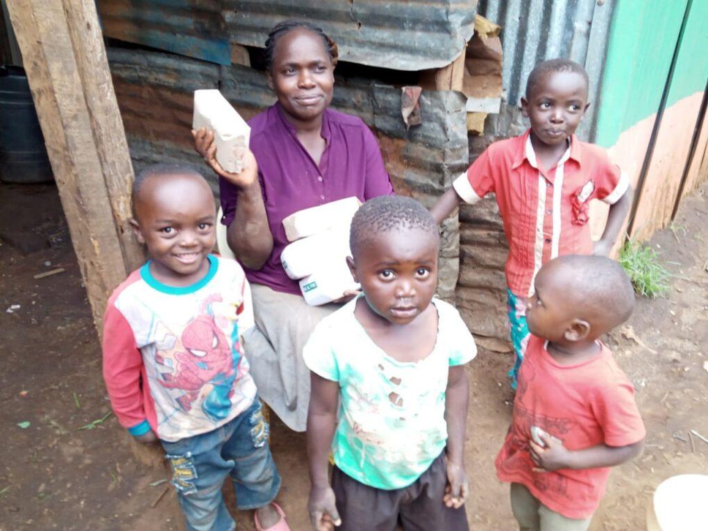 Food distribution Africa